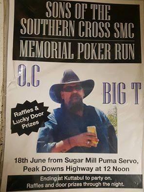 Big T memorial run