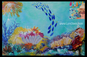 Lyn's Website. See more artworks